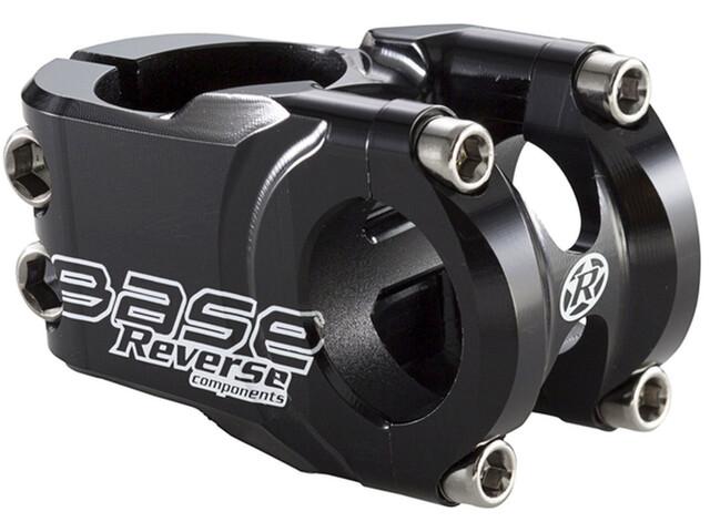 Reverse Base Potence Ø25,4mm, black
